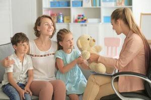 Elternberatung in der Ergotherapie