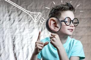 Auditive Wahrnehmungsförderung